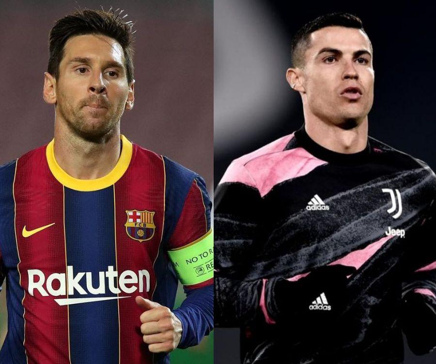 Craques de Barça e Juve não definiram onde jogarão. Foto: Facebook/Reprodução