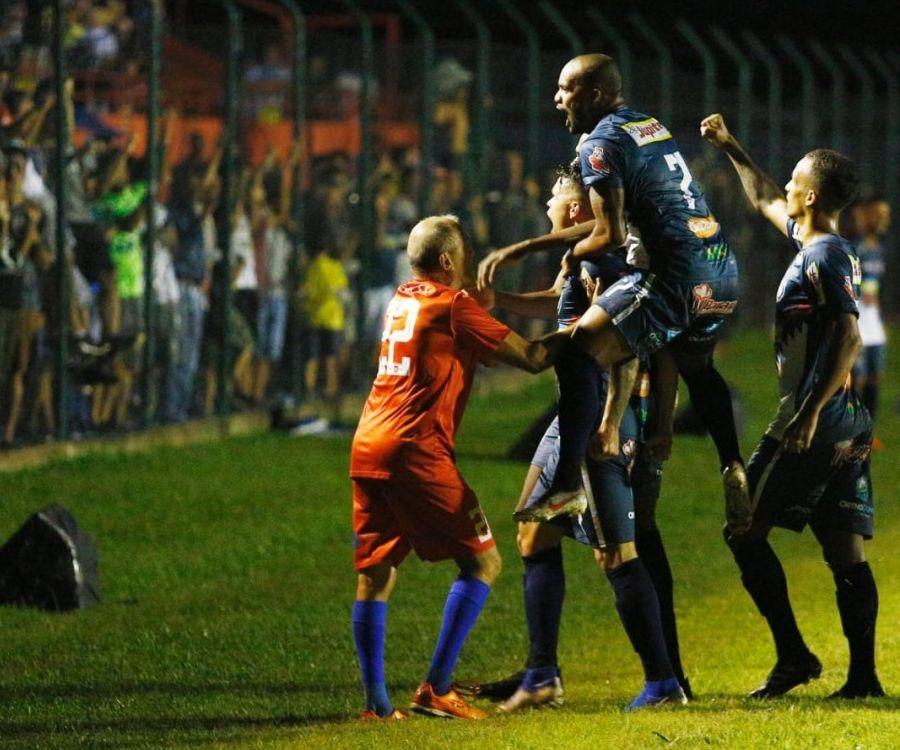 Carrasco do Timão em 2005, Cianorte recebe o Peixe pela Copa do Brasil. Foto: Facebook/Reprodução