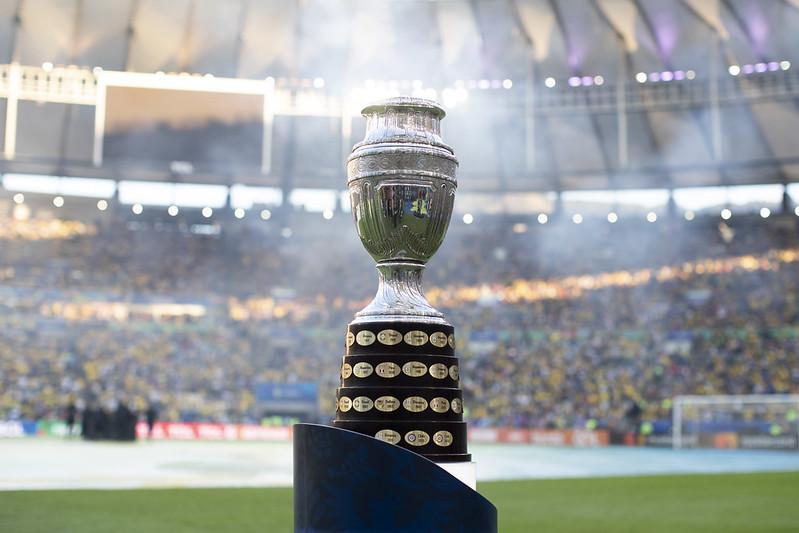 Cinco estádios, entre eles o Maracanã, receberão a competição sul-americana. Foto: Lucas Figueiredo/CBF