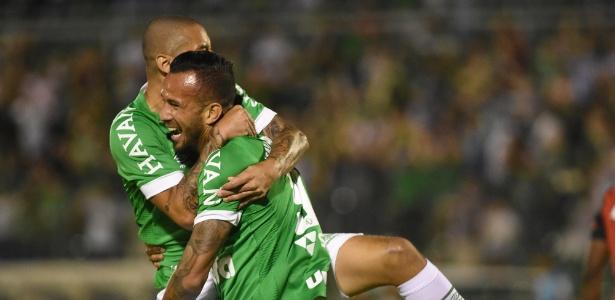 A Chapecoense agora vai à capital paulista para encarar o Corinthians