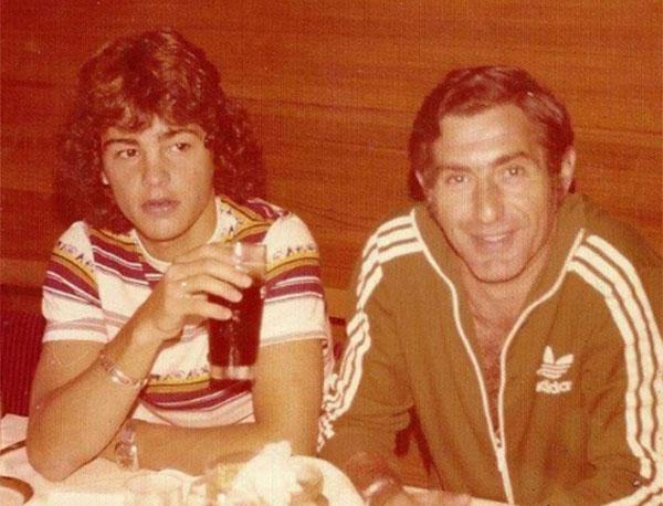 Ex-quarto-zagueiro atuou com Félix nas Laranjeiras. Foto: arquivo pessoal de Edinho