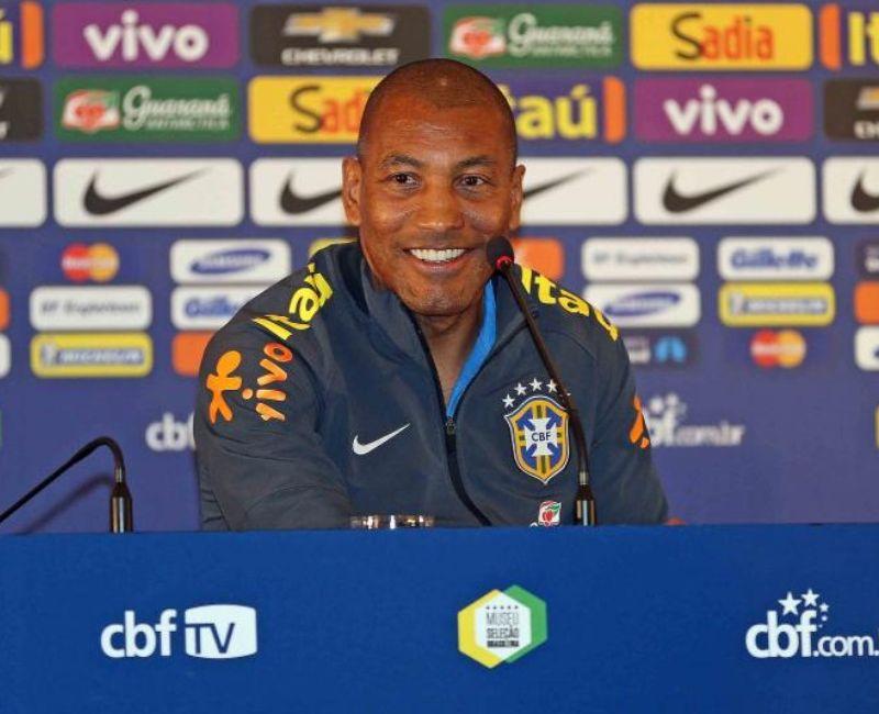 Ex-volante Mauro Silva pediu para não jogar a Copa América disputada na Colômbia. Foto: Rafael Ribeiro/CBF