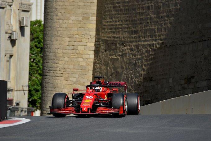 Monegasco parte na frente pela nona vez na categoria. Foto Scuderia Ferrari