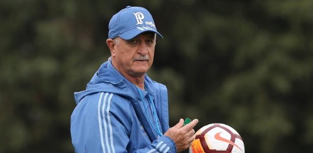 Treinador quer trabalhar com apenas 30 jogadores. Foto: Cesar Grecco/Ag.Palmeiras