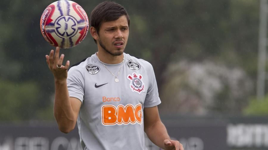 Ángel Romero desperta o interesse do Atlético-MG. Foto: Daniel Augusto Jr/Ag.Corinthians