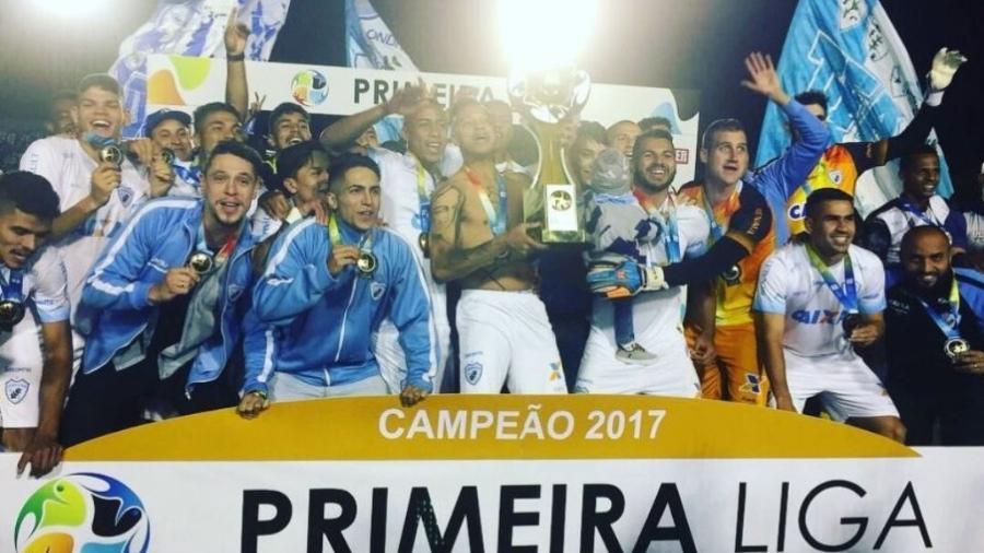 Londrina foi o campeão da Primeira Liga no ano passado
