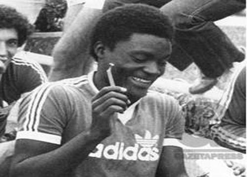 Ele atuou pelo Verdão entre 1978 e 1980