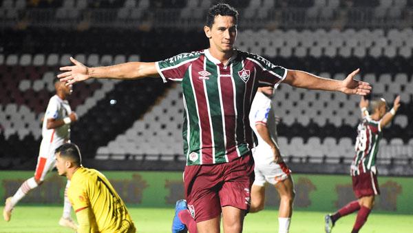 Direção do Peixe avançou nas negociações com o Fluminense pelo camisa 10. Foto: Mailson Santana
