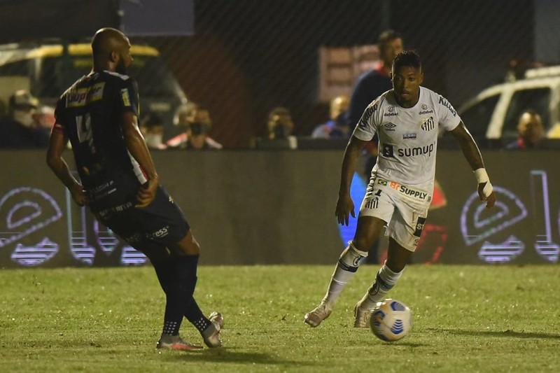 Peixe deve ter força máxima para duelo contra os paranaenses. Foto: Ivan Storti/Santos FC