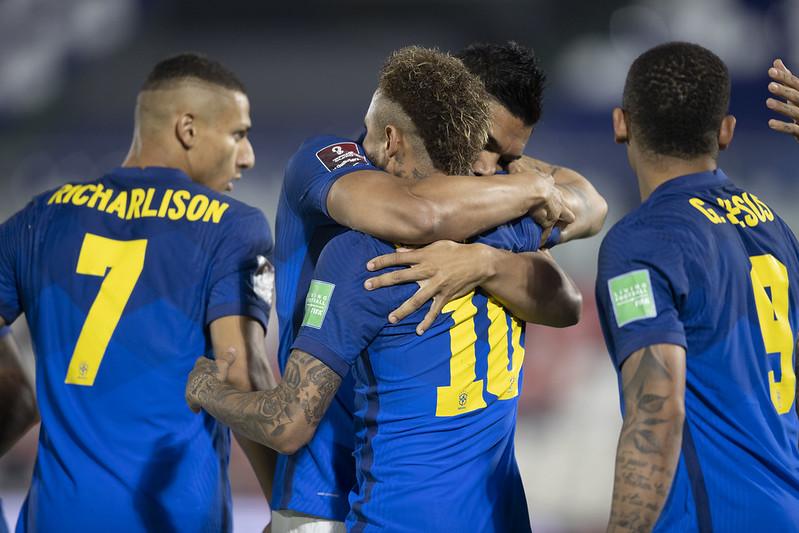 Brasil estreia na competição no dia 13 de junho, diante de Venezuela. Foto: Lucas Figueiredo