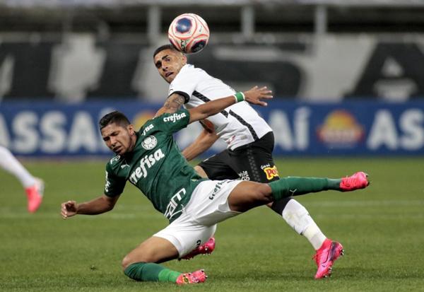 Equipes jogam no Allianz Parque neste sábado. Foto: Rodrigo Coca/Ag. Corinthians