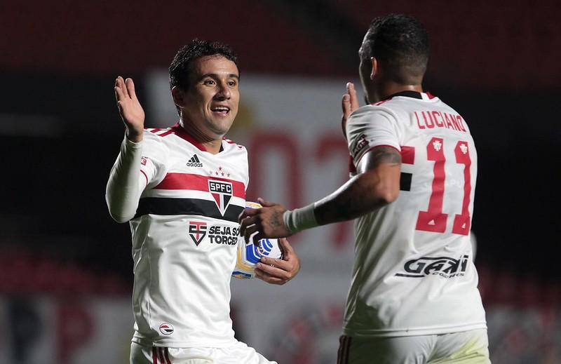 Tricolor tem duas derrotas e um empate no campeonato até aqui. Foto: Rubens Chiri/saopaulofc.net