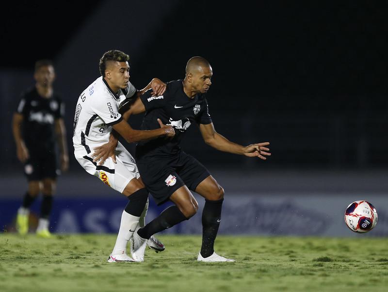 Timão ocupa a 10ª posição na tabela do campeonato brasileiro. Foto: Ari Ferreira/Red Bull Bragantino