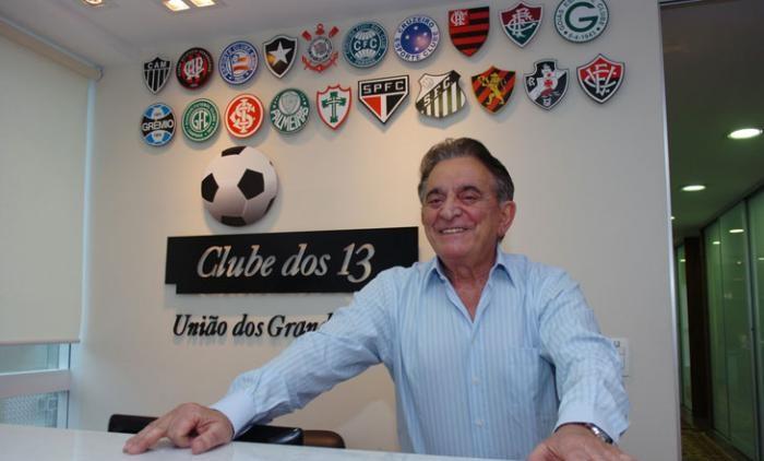 Fábio Koff foi uma das principais lideranças e presidiu o Clube dos 13, embrião de uma liga de clubes brasileiros