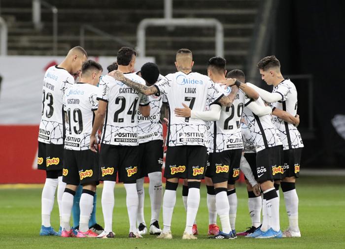 O Alvinegro só não cairá se contar com a benevolência do Cuiabá, Juventude, Chapecoense e América-MG. Foto: Rodrigo Coca/AG.Corinthians