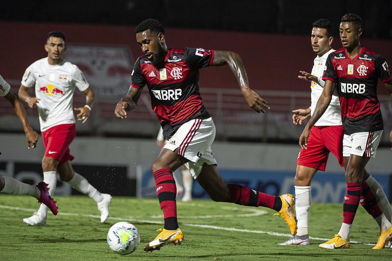 Mengão chega bastante desfalcado para o duelo no maracanã. Foto: Alexandre Vidal/Flamengo