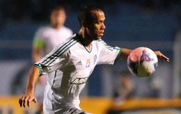 O atacante Ananias ainda não balançou as redes com a camisa do Palmeiras desde que chegou ao time em maio e é o único entre os jogadores de frente mais usados por Gilson Kleina