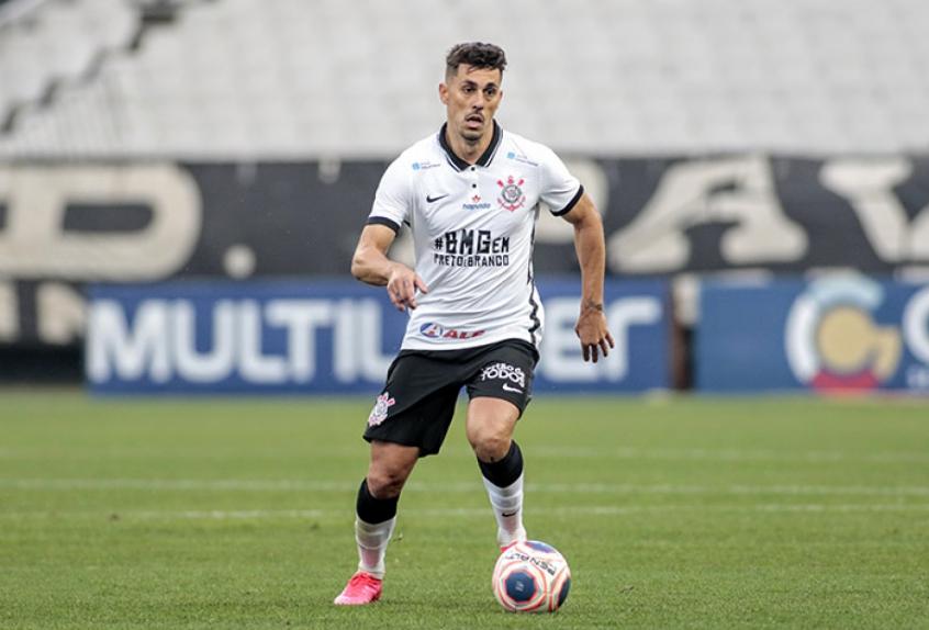 Danilo Avelar, zagueiro do Corinthians. Foto: Rodrigo Coca/Ag. Corinthians