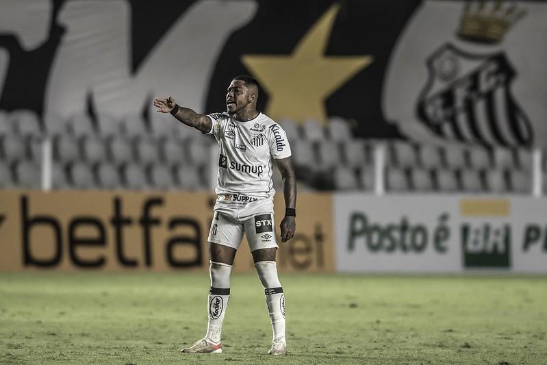 Peixe tenta engatar a segunda vitória seguida no campeonato. Foto: Ivan Storti/Santos FC