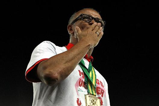 Treinador foi entrevistado pelo UOL. Foto: Júlio César Guimarães/UOL