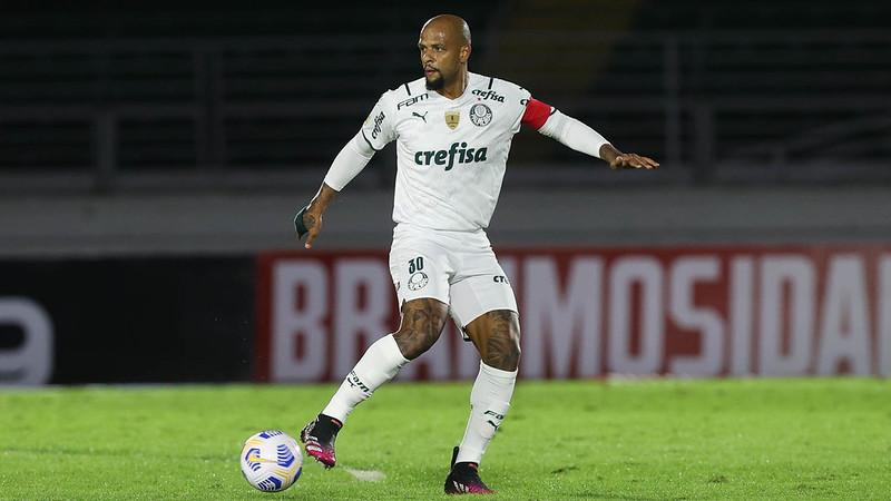 Verdão tenta se recuperar na competição após derrota para o Bragantino. Foto: Cesar Greco