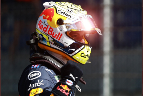 Holandês ganhou a prova de ponta a ponta. Foto: Red Bull Racing Honda