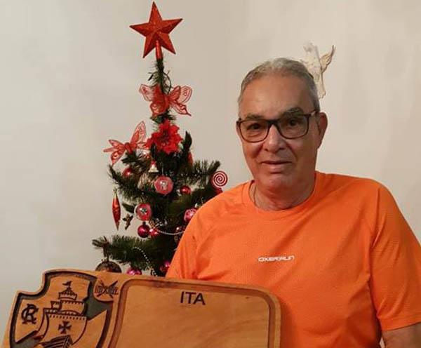 Ele teve uma bela trajetória pela equipe cruzmaltina nos anos 60