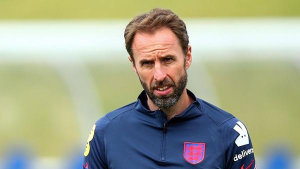 Gareth Southgate comanda os ingleses nesta terça-feira. Foto: Divulgação