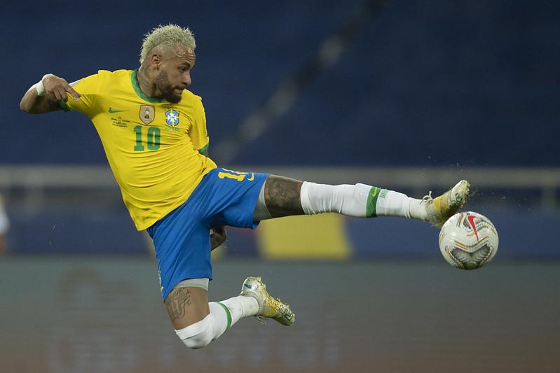 Seleção brasileira pode pegar Peru ou Paraguai nas semis e Argentina na final. Foto: Lucas Figueiredo/CBF