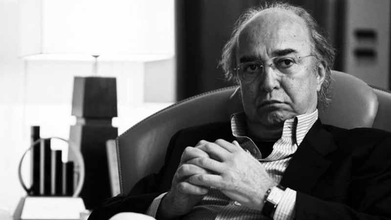 Jornalista e empresário morreu aos 74 anos. Foto: Divulgação
