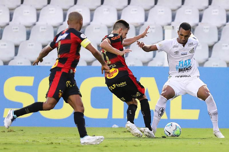 Peixe vem de três jogos sem derrota no campeonato. Foto: Ivan Storti/Santos FC