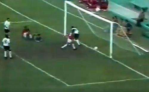 Equipe do Canindé massacrou o Alvinegro e viveu uma boa temporada. Foto: Reprodução