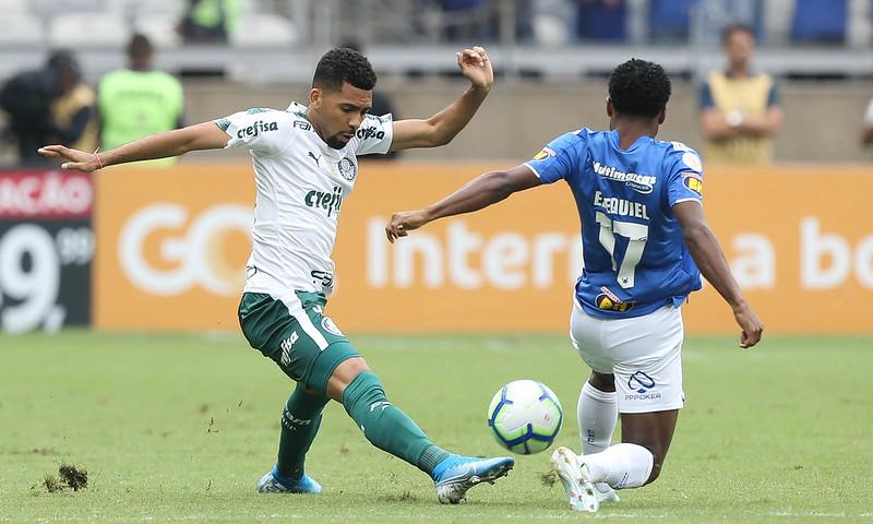 Matheus Fernandes foi dispensado pelo Barça e está próximo de voltar ao Verdão. Foto: Cesar Greco
