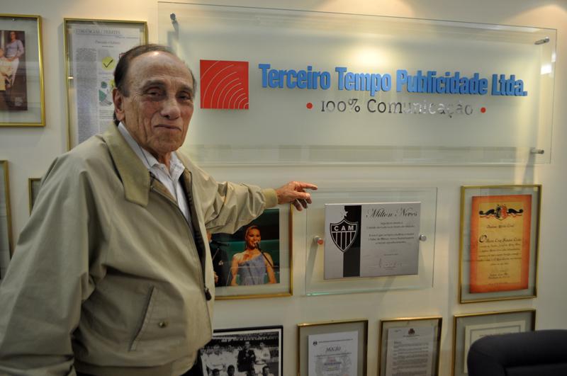 Eclético, era formado em Educação Física, Direito e Jornalismo. Foto: Marcos Júnior Micheletti/Portal TT