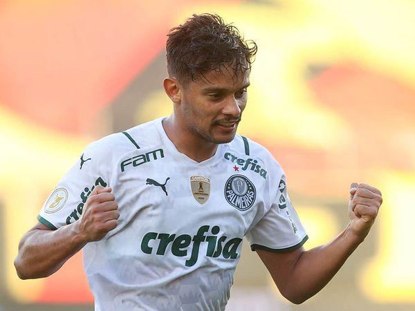 Meia palmeirense já tem dois gols e cinco assistências no Brasileirão. Foto: Cesar Greco