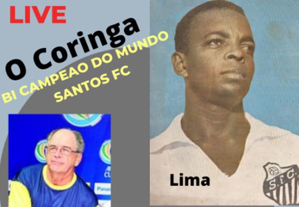 Ex-jogador do Santos participa do programa com o treinador brasileiro