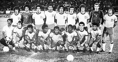 No Pan de 1975, Brasil foi ouro e alguns jogadores chegaram em Copas do Mundo