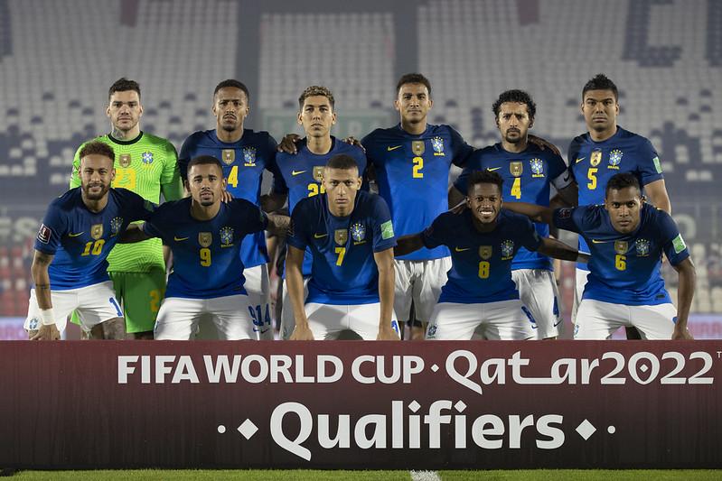 Ninguém é obrigado a torcer pela seleção brasileira. Foto: Lucas Figueiredo/CBF