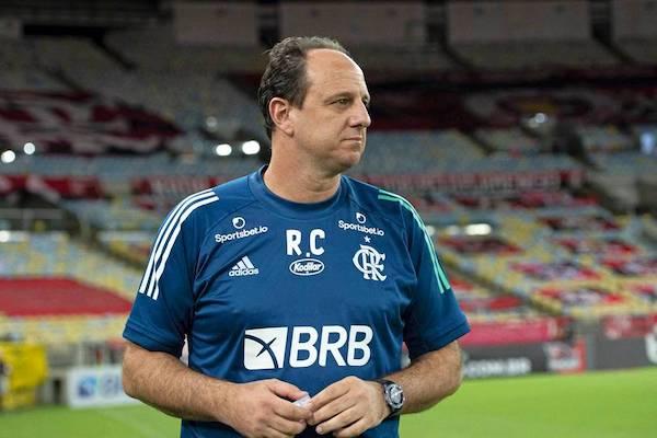 Ceni estava muito pressionado na Gávea. Foto: Alexandre Vidal/Flamengo