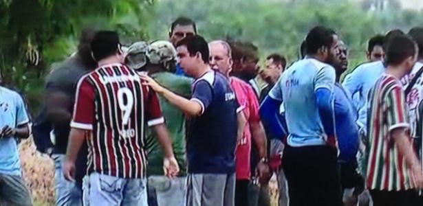Invasão no treino do Fluminense: clube vive momento de tensão total