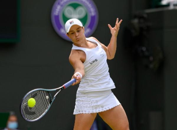 Tenista australiana confirmou o favoritismo na decisão do torneio londrino. Foto: Divulgação