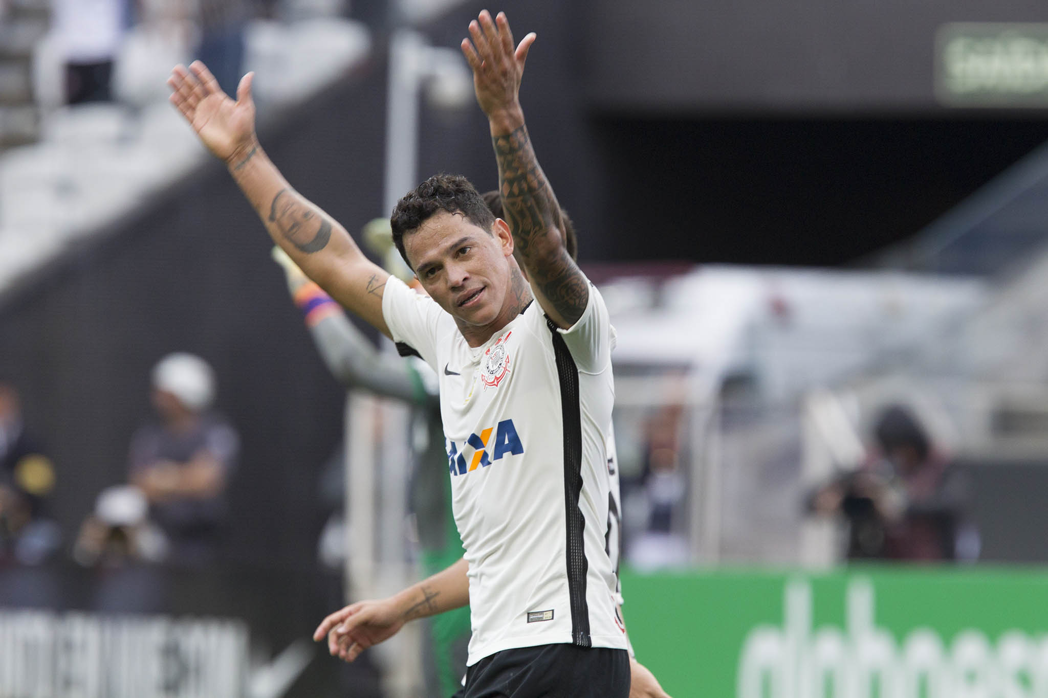Com seis pontos nas últimas duas rodadas, o Corinthians aumentou a vantagem ara o segundo colocado. Foto: Daniel Augusto Jr./Ag. Corinthians