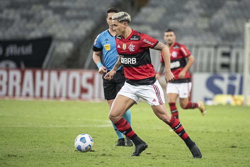 Mengão vem de duas derrotas consecutivas no Brasileirão. Foto: Alexandre Vidal/Flamengo