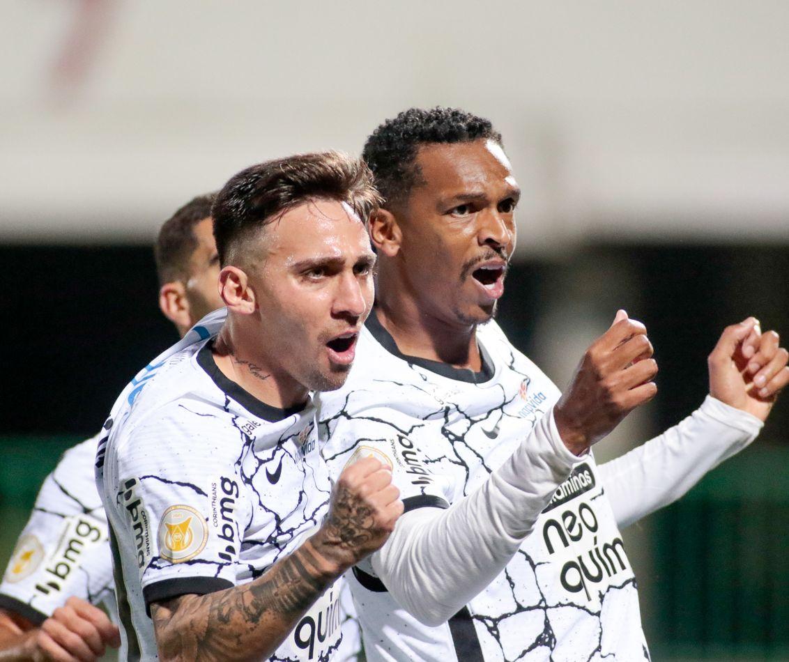 Timão vem de vitória sobre a Chape e não perde há seis jogo. Foto: Rodrigo Coca/Ag Corinthians