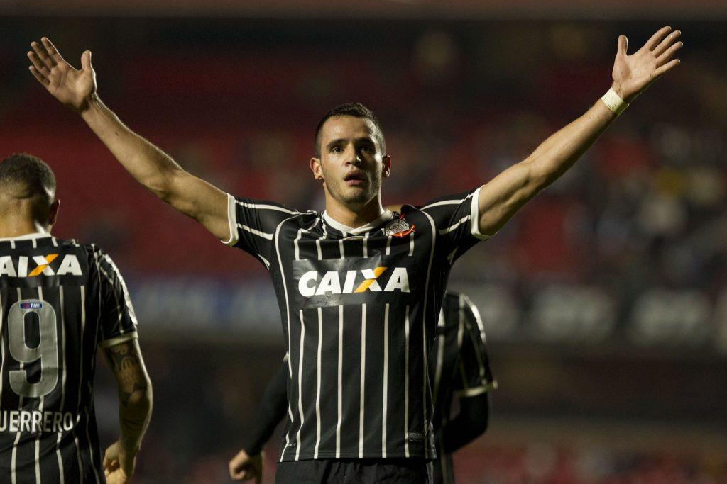 Renato Augusto vestiu a camisa do Corinthians entre 2013 e 2016. Foto: Daniel Augusto Jr./Ag. Corinthians