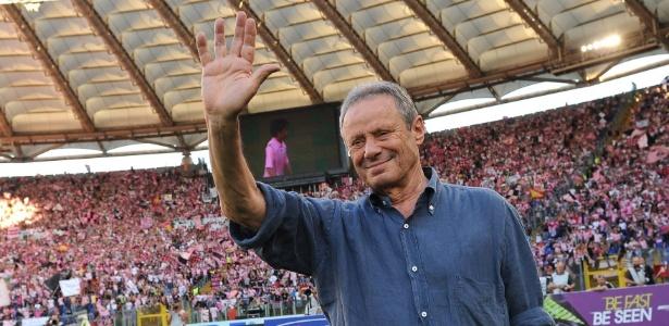 Presidente do clube, Maurizio Zamparini anunciou a venda do Palermo. Foto: Divulgação/Via UOL
