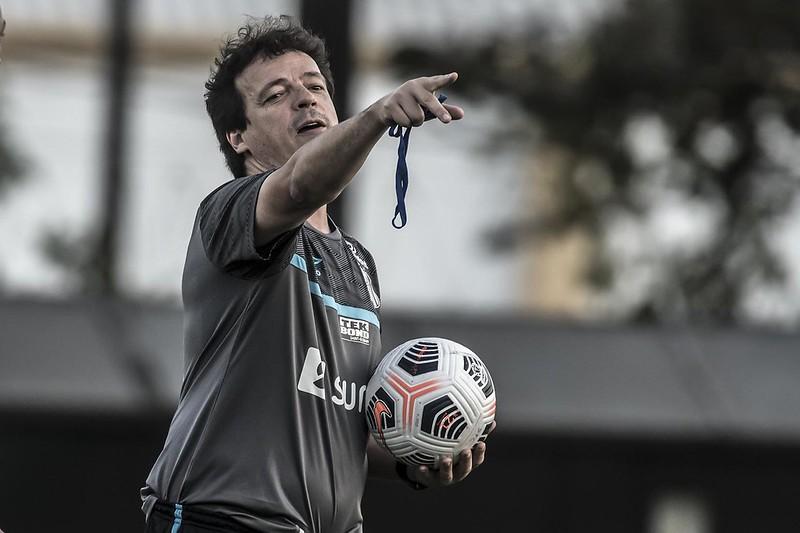 Peixe faz sua estreia na competição após ser eliminado na Libertadores. Foto: Ivan Storti/Santos FC