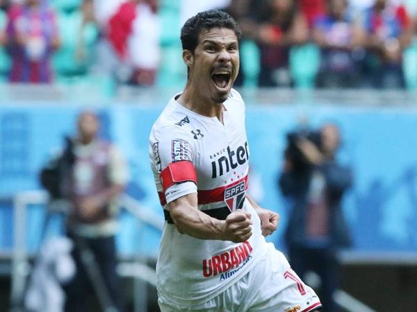 """Ídolo da torcida tricolor, o """"Profeta"""" encaminhou sua rescisão de contrato. Foto: Rubens Chiri/saopaulofc.net"""