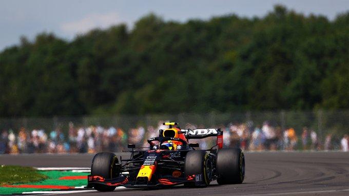 Holandês foi muito forte com a Red Bull em Silverstone. Foto: Red Bull Racing Honda