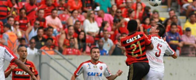 24a57e97bf95b ... após a traumática eliminação nas semifinais da Copa do Brasil para o  Atlético-MG